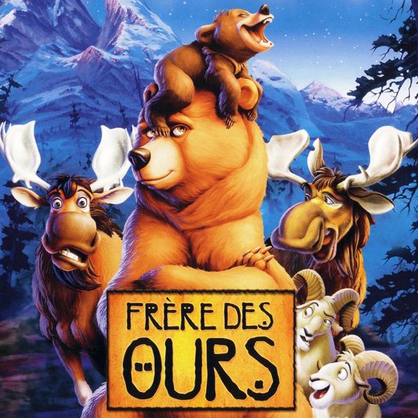 Frères des Ours Disney adaptation live-action