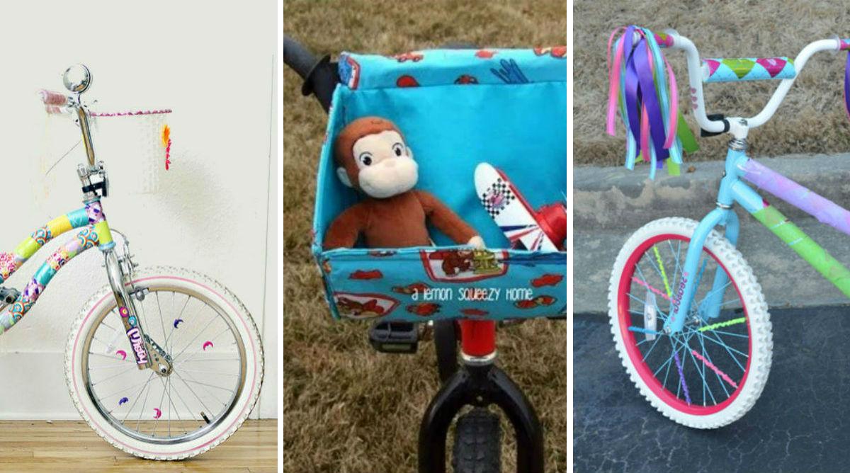 DIY: 15 idées pour customiser un vélo