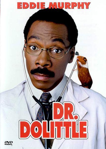 Affiche Docteur Dolittle