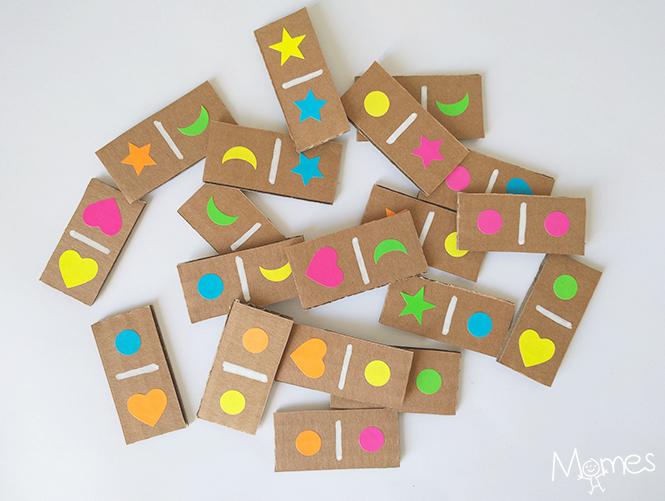 domino gommettes