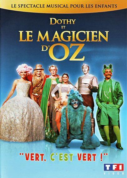 Affiche Dothy et le Magicien d'Oz