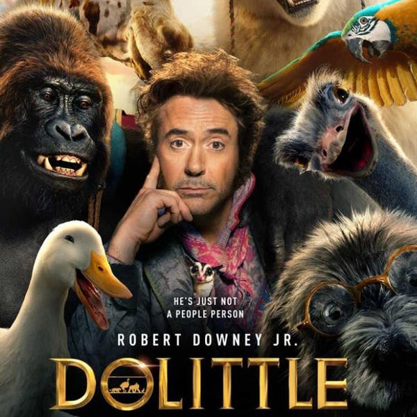 Dr Dolittle : la première bande annonce dévoilée du reboot avec Robert Downey Jr.