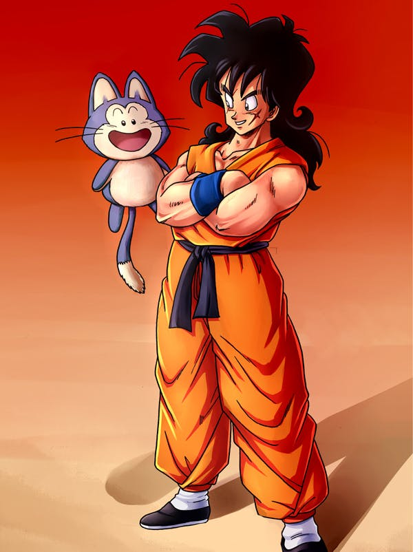 Dragon Ball : Yamcha