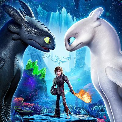 Dragons 3 : Découvrez la première bande annonce !!!
