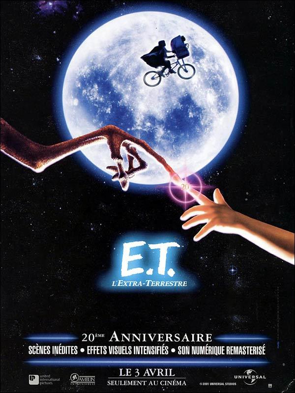 Affiche E.T.
