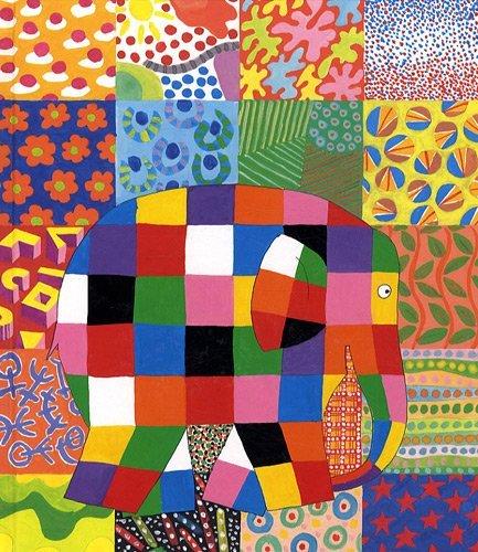 Coloriage Elmer Maternelle.Elmer Momes Net