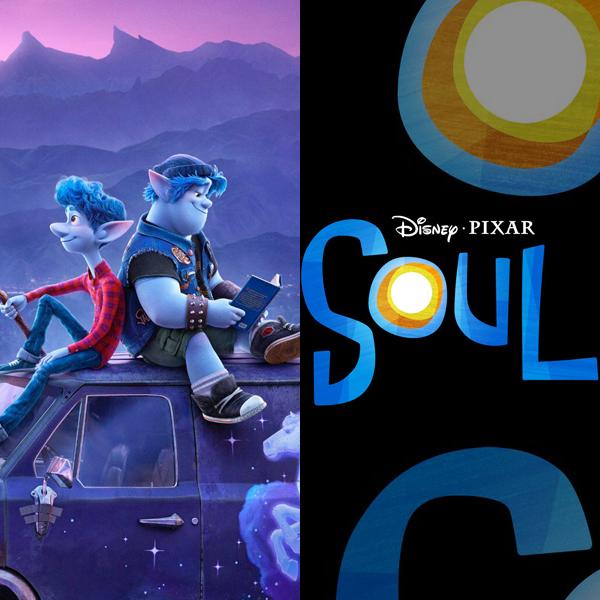 Pixar Disney 2 nouveaux films en 2020 En Avant et Soul