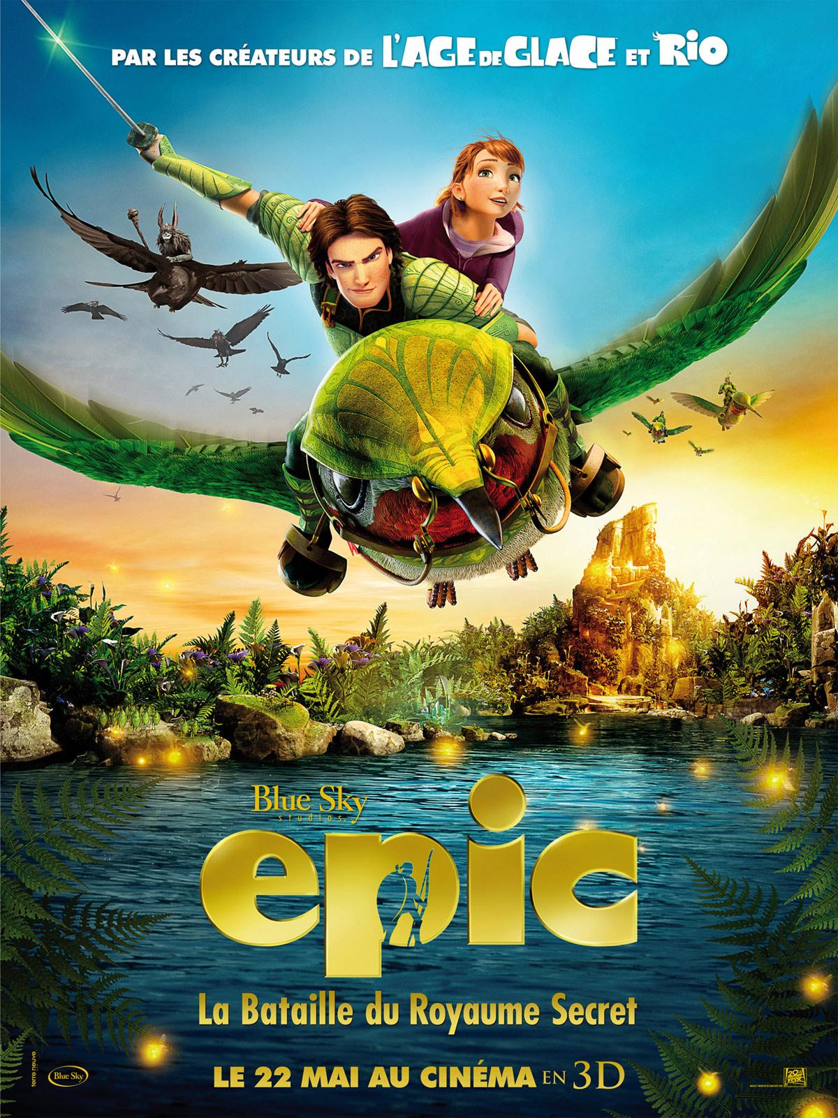 Affiche Epic