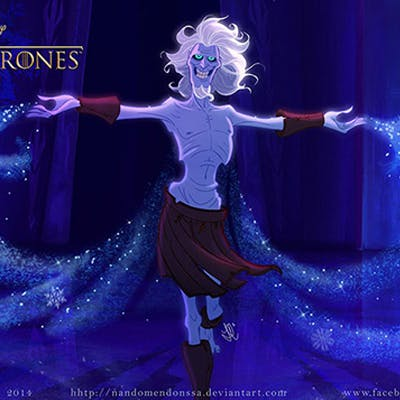 Et si Game of Thrones était un Disney...