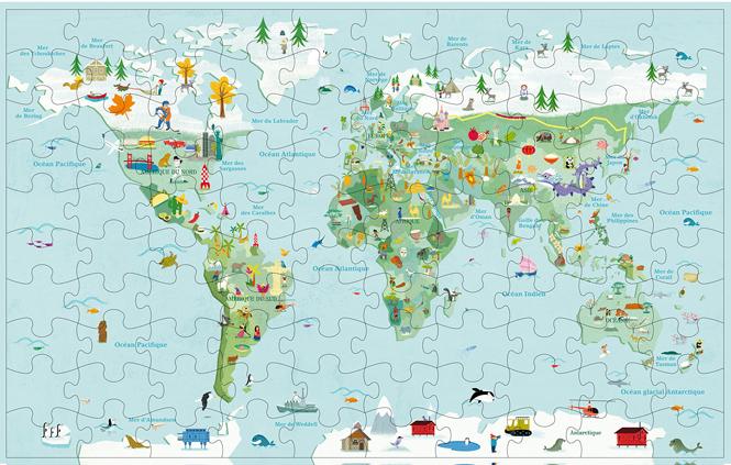 Et si on découvrait... le monde ?