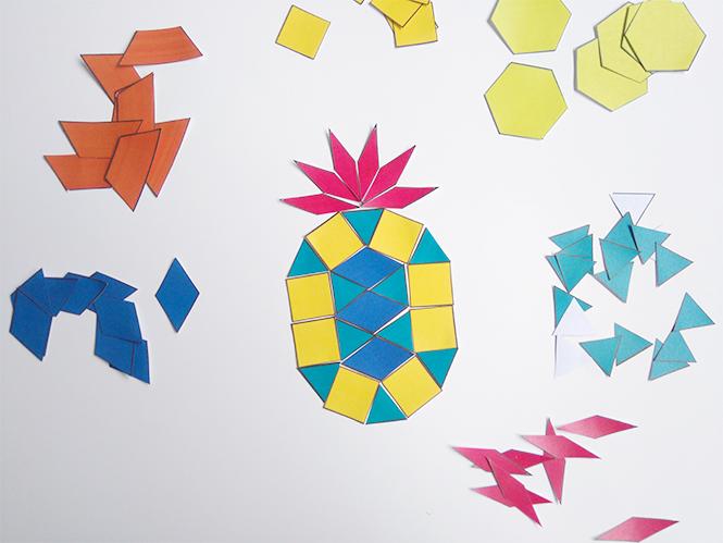 Exercice avec des formes à découper (1)