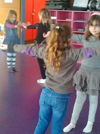 Expression corporelle : le miroir 2