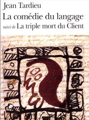 Extrait Ce que parler veut dire de Jean Tardieu