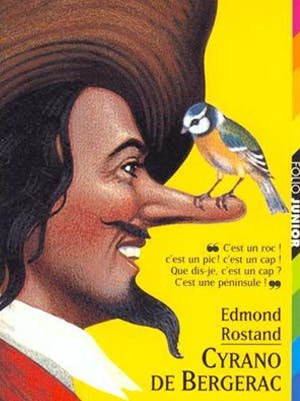 Extrait de Cyrano de Bergerac
