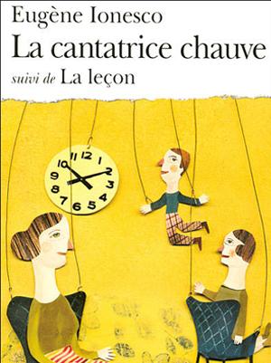 Extrait de La Leçon, d'Eugène Ionesco