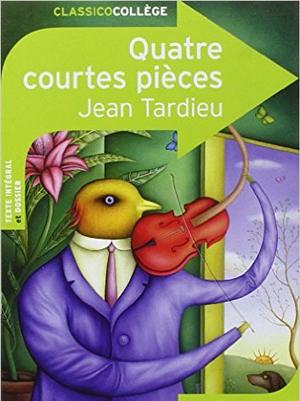 Extrait de Un mot pour un autre, Jean Tardieu