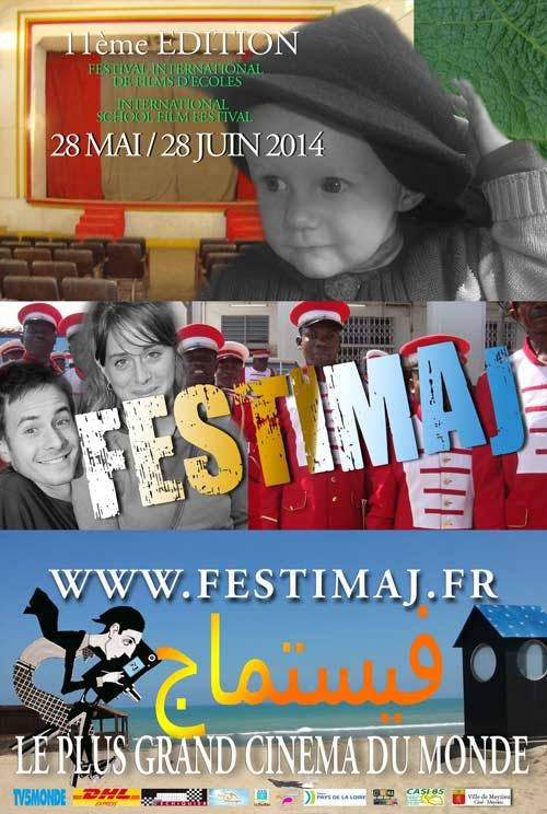 Festimaj, Festival International du Film d'écoles
