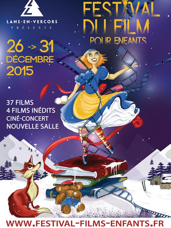 Festival du film pour enfants de Lans-en-Vercors