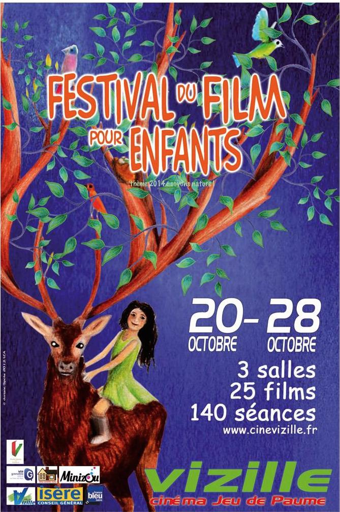 Festival du Film pour Enfants de Vizille