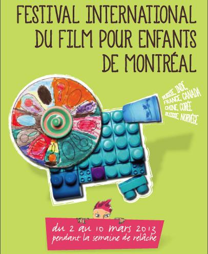 Image Festival International du Film pour Enfants de Montréal