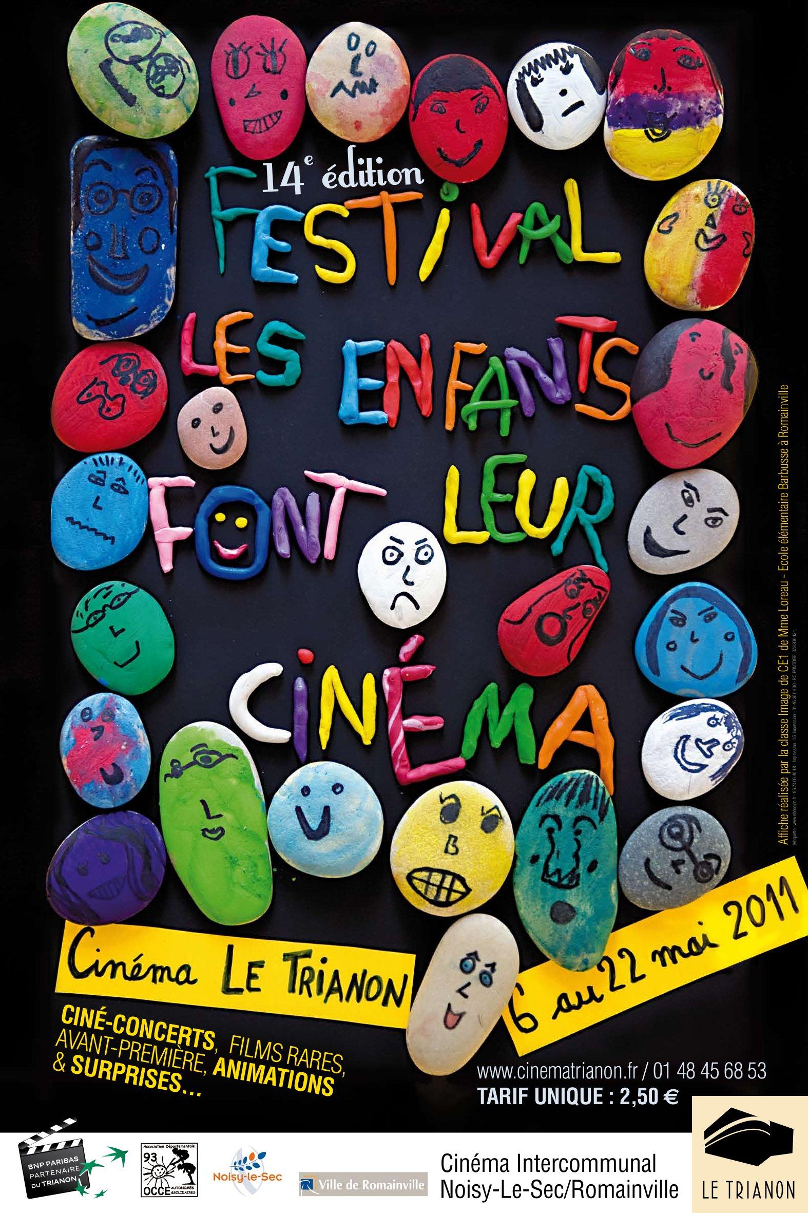 Image Festival Les Enfants Font leur Cinéma !