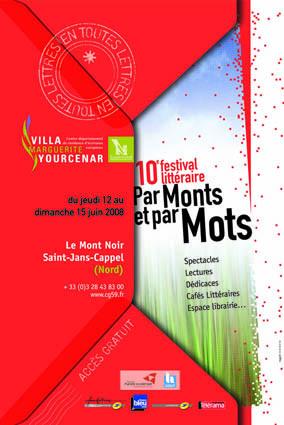 Image Festival littéraire Par Monts et par Mots