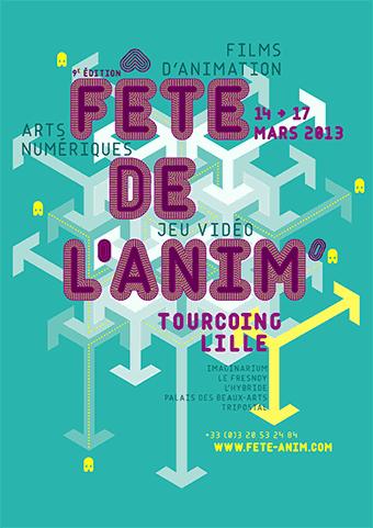 Fête de l'Animation à Lille