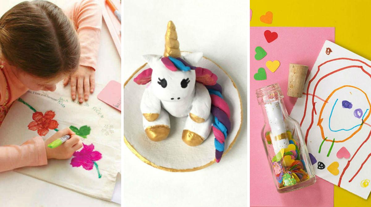 Fête des mères (DIY) : des idées de cadeaux originaux pour maman
