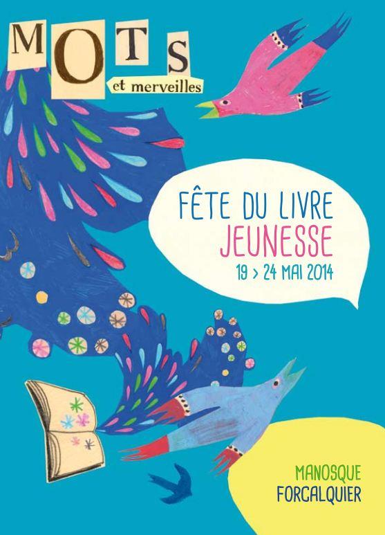 Image Fête du livre jeunesse de Manosque