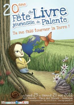Image Fête du Livre Jeunesse de Palente