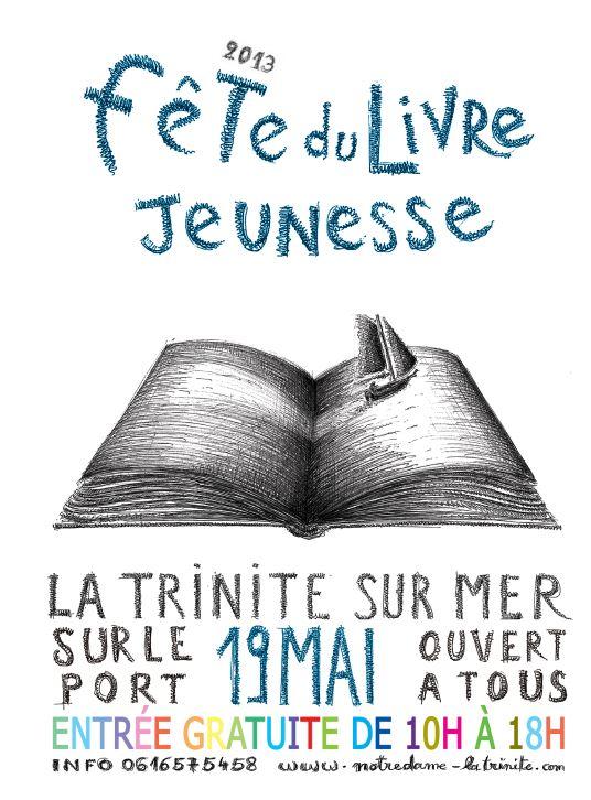 Image  Fête du Livre Jeunesse