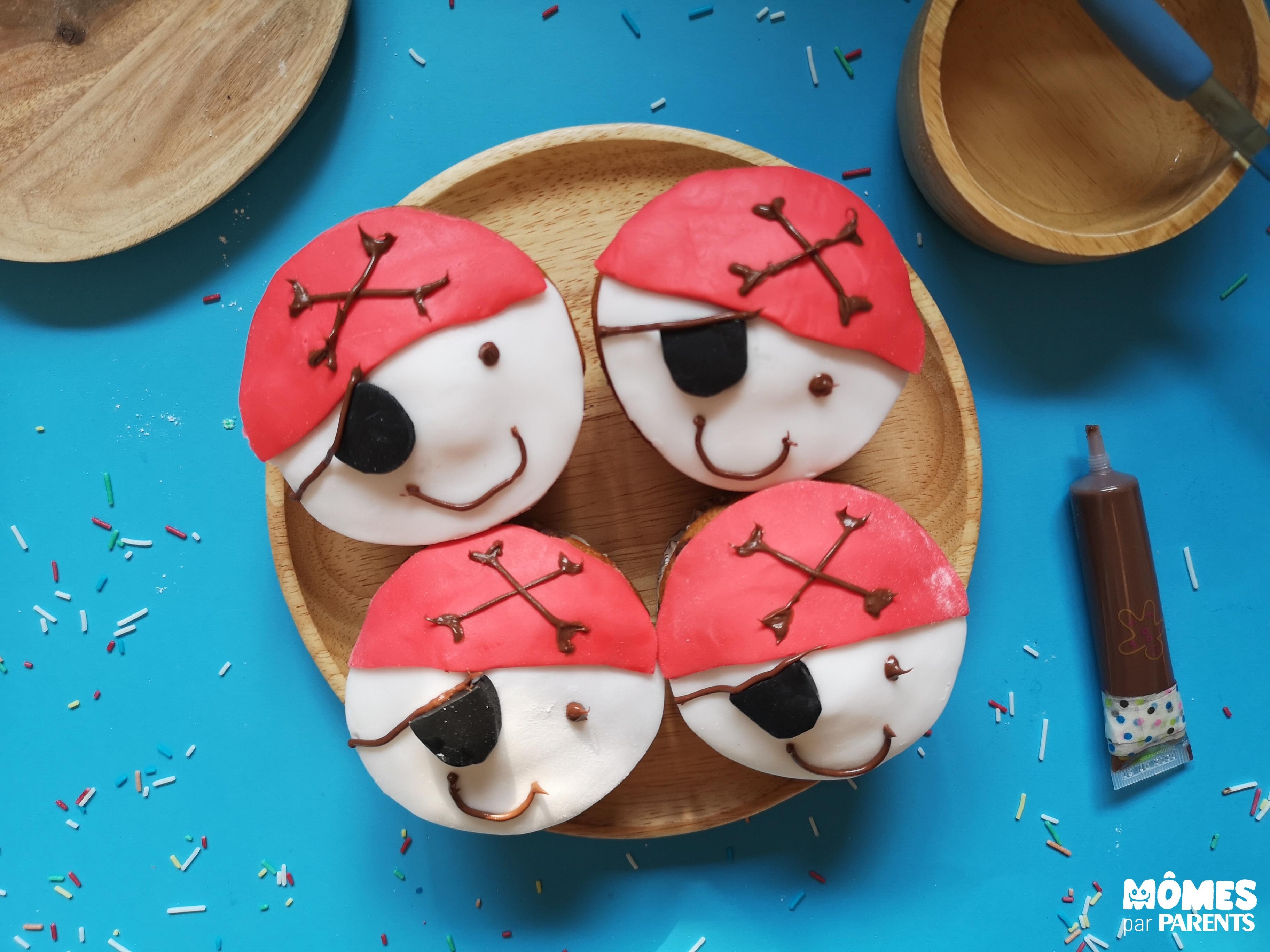 fin muffin pirate