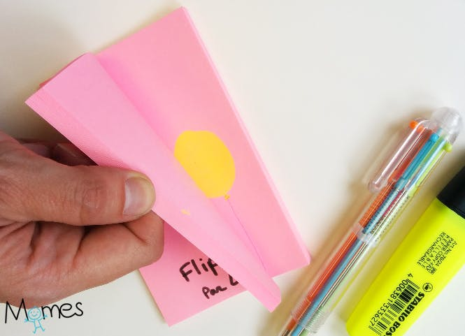 Fabuleux Fabriquer un Flip Book - Momes.net JP46