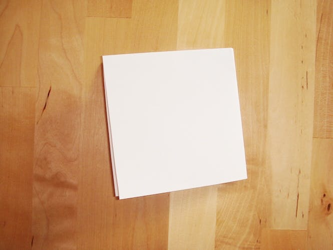 flocon neige papier