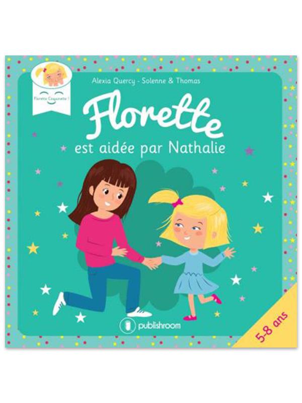 Florette est aidée par Nathalie