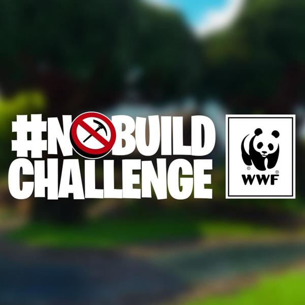 #NoBuildChallenge WWF Fortnite changement règles du jeu ne pas construire