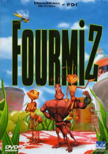 Affiche Fourmiz