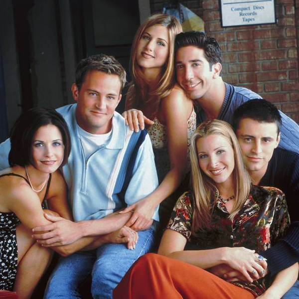 retour série Friends plateforme HBO Max