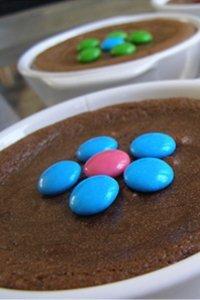 Gâteau fondant au chocolat
