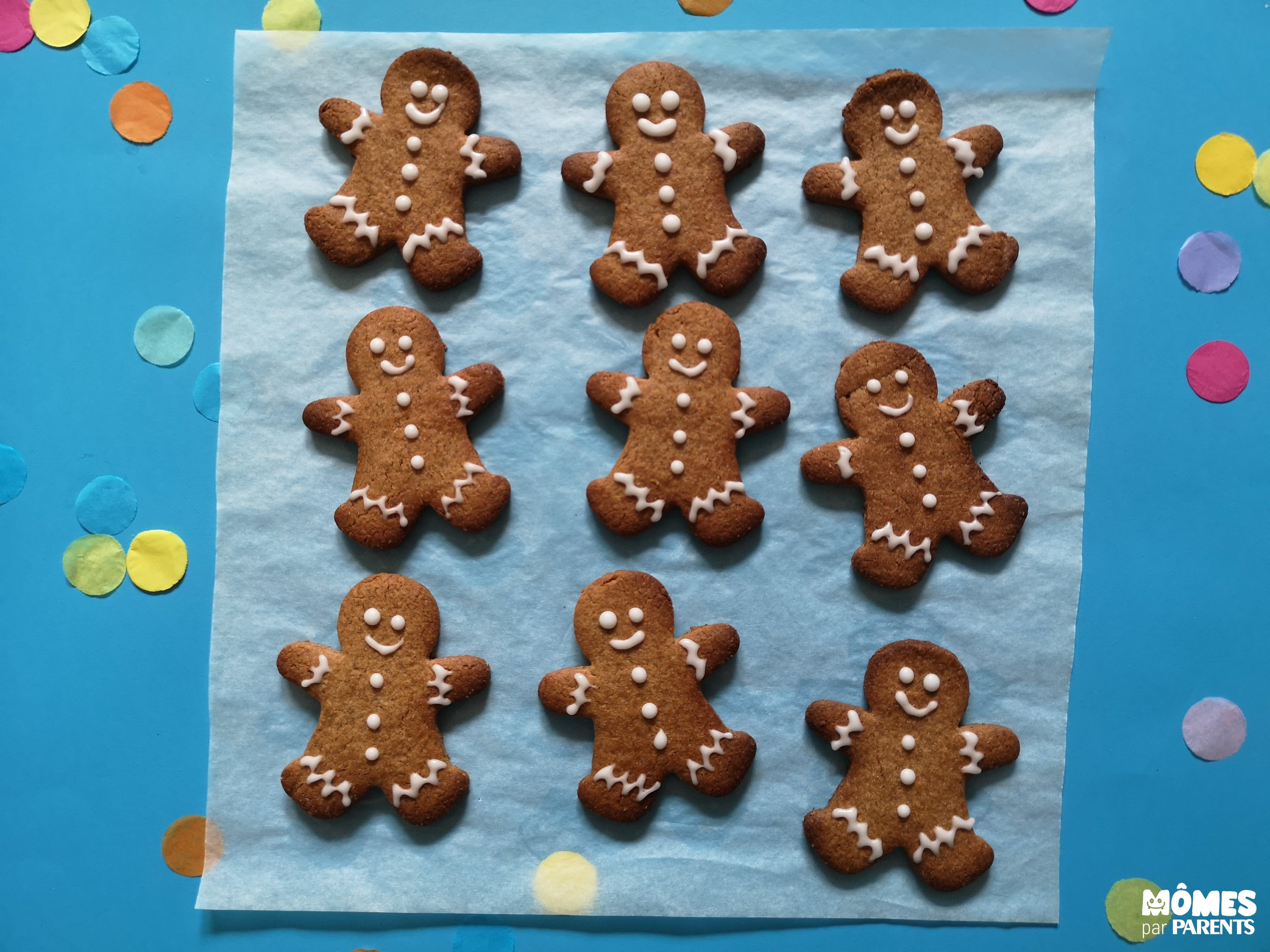 gingerbread finis