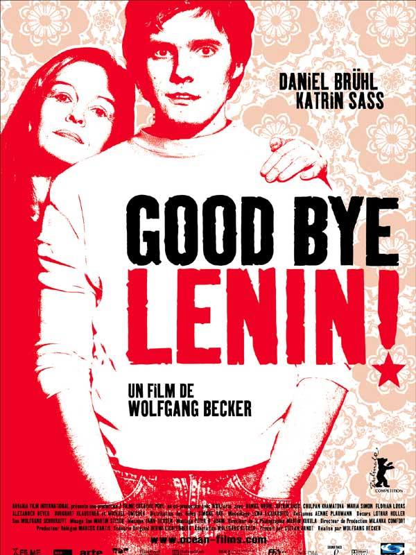 Affiche Goodbye Lenine