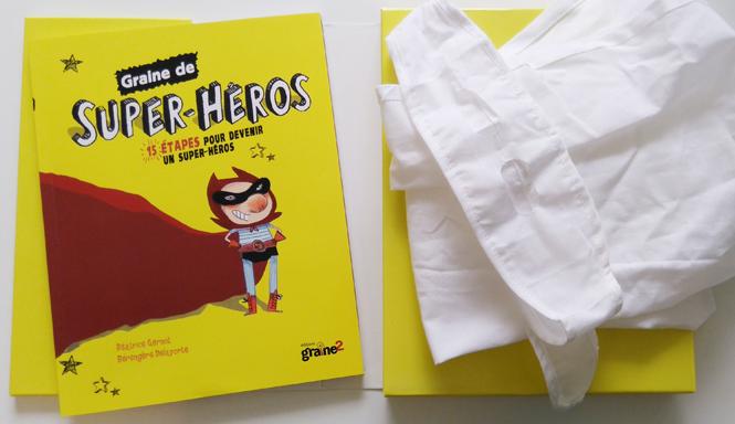 graine de super heros