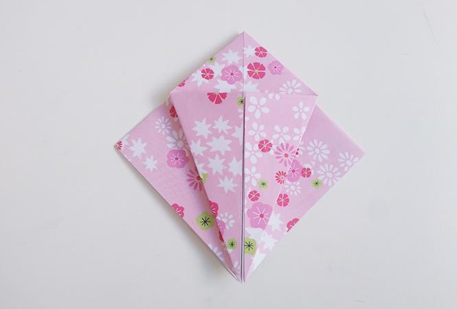 grue en origami