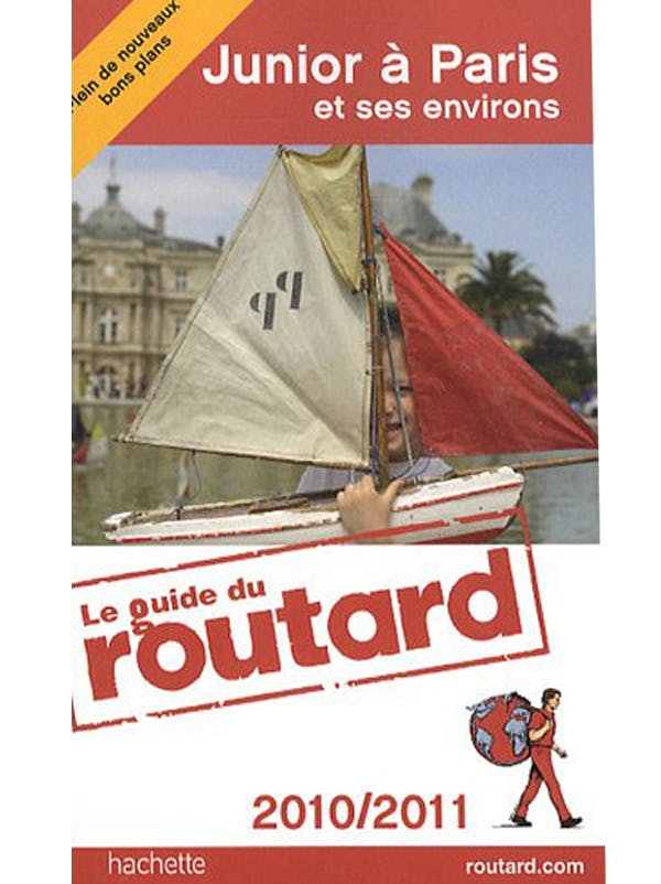 Guide Du Routard Junior à Paris