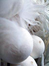 Guirlande de plumes