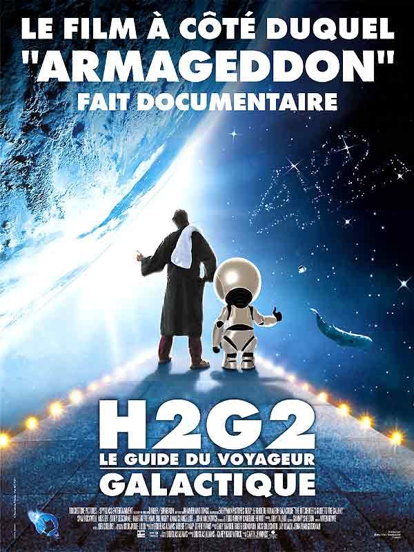 Affiche H2G2