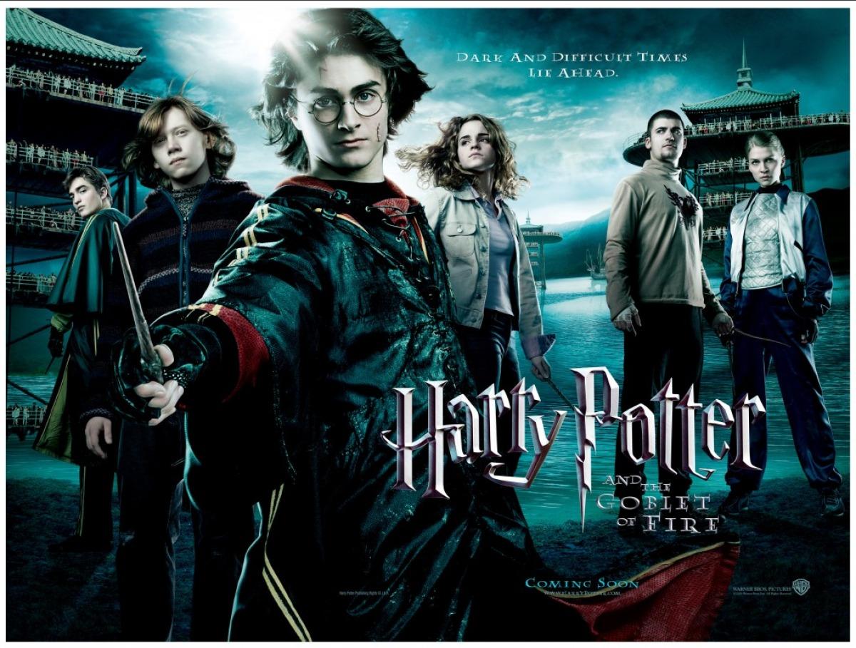 Harry potter et la coupe de feu - Harry potter et la coupe de feu film streaming ...