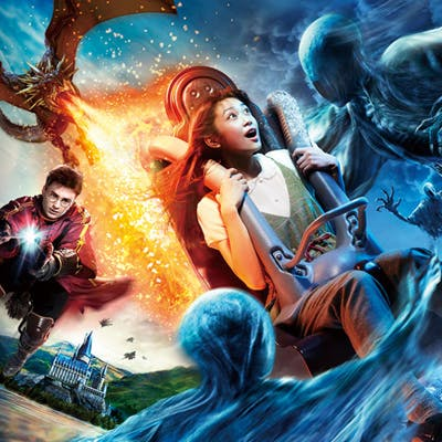 Harry Potter le voyage interdit nouvelle attraction universal studios Japon