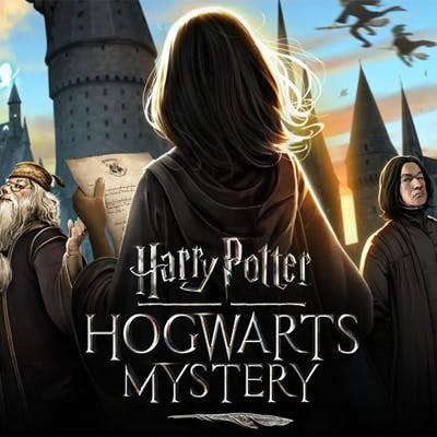 Harry Potter Hogwarts Mystery jeu mobile