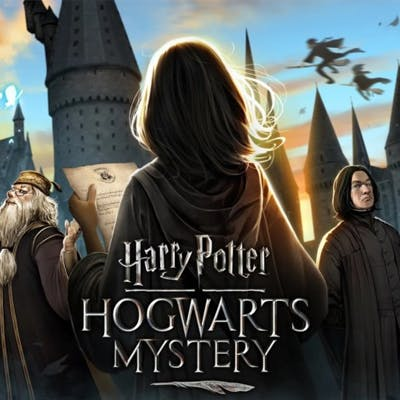 harry potter : hogwarts mystery jeu mobile